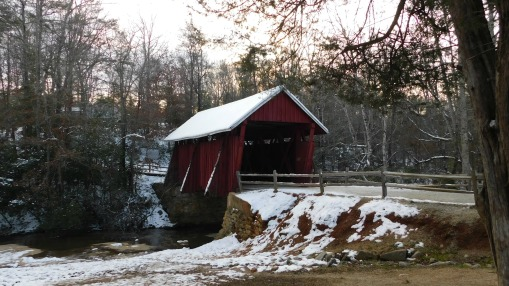 Snow Campbell's covered Bridge.jpg